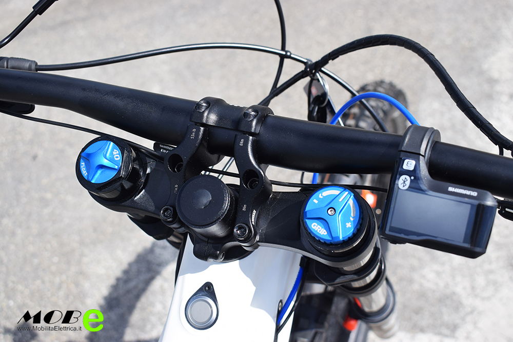 Husqvarna Extreme Cross EXC10 tech5 2019 ebike bici elettrica mobe