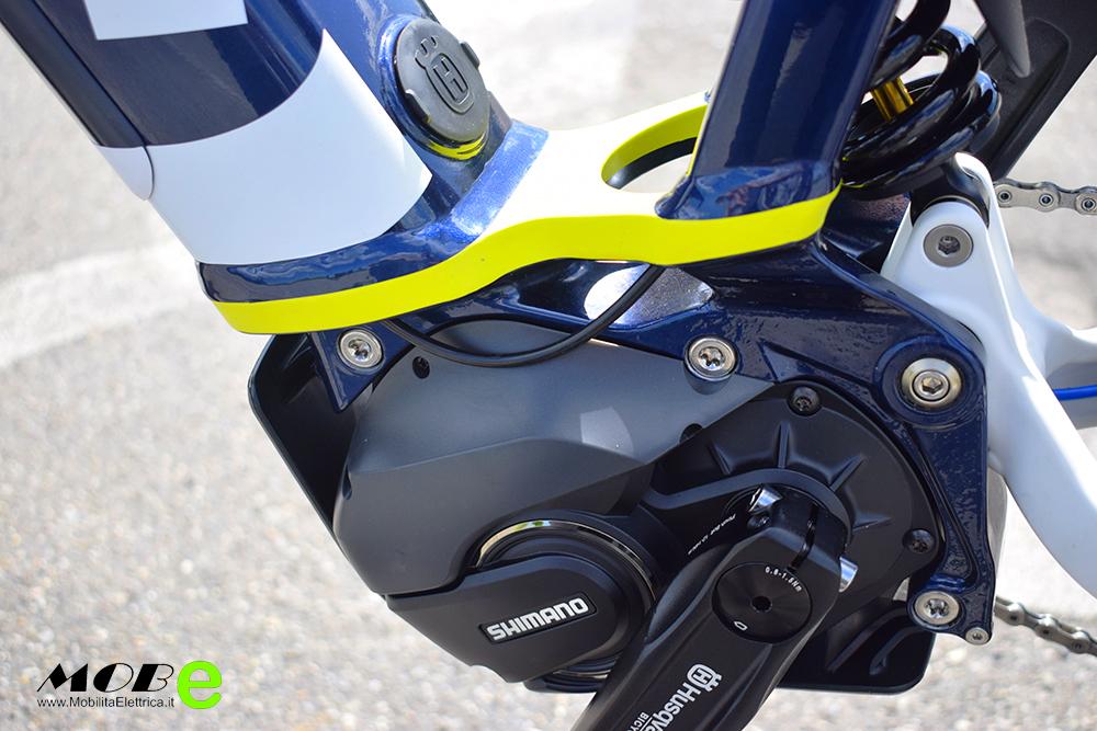 Husqvarna Extreme Cross EXC10 tech9 2019 ebike bici elettrica mobe