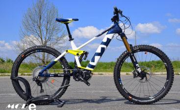 Husqvarna Hard Cross HC9 1 2019 shimano ebike bici elettrica mobe