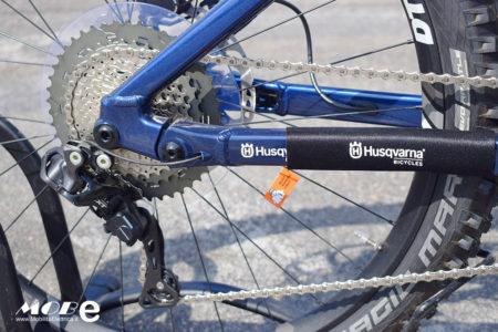 Husqvarna Hard Cross HC9 tech2 2019 ebike bici elettrica mobe