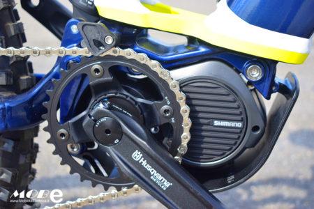 Husqvarna Hard Cross HC9 tech3 2019 ebike bici elettrica mobe