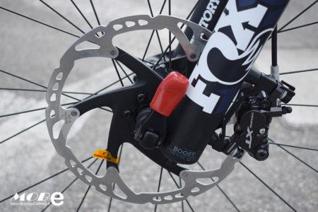 Husqvarna Hard Cross HC9 tech7 2019 ebike bici elettrica mobe