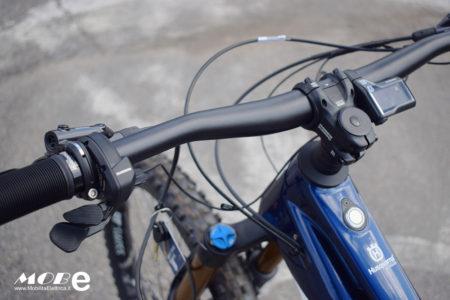 Husqvarna Hard Cross HC9 tech8 2019 ebike bici elettrica mobe