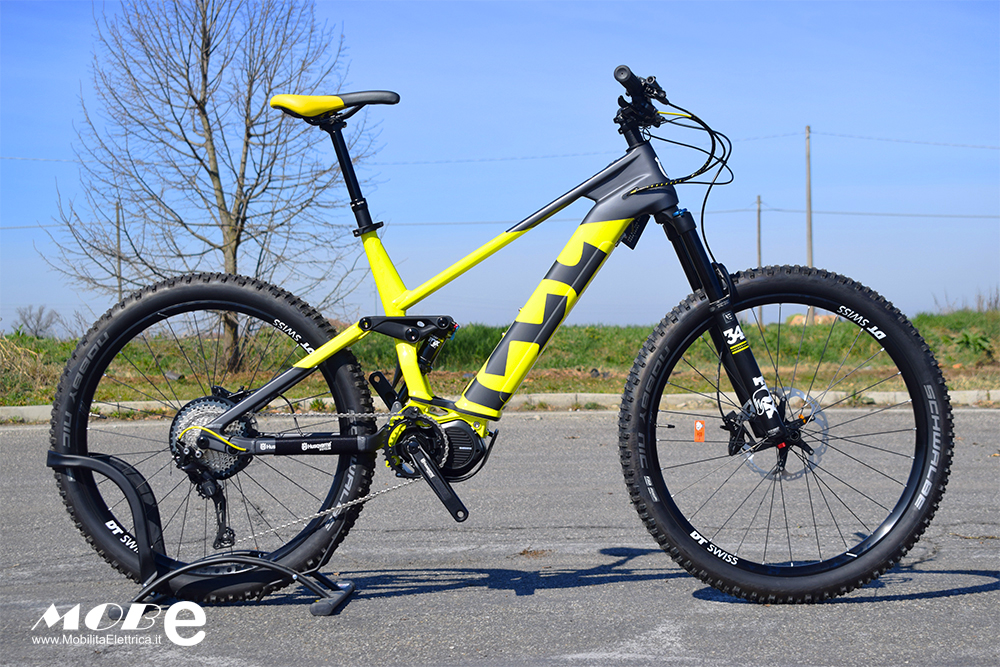 Husqvarna Mountain Cross MC7 1 2019 ebike bici elettrica mobe