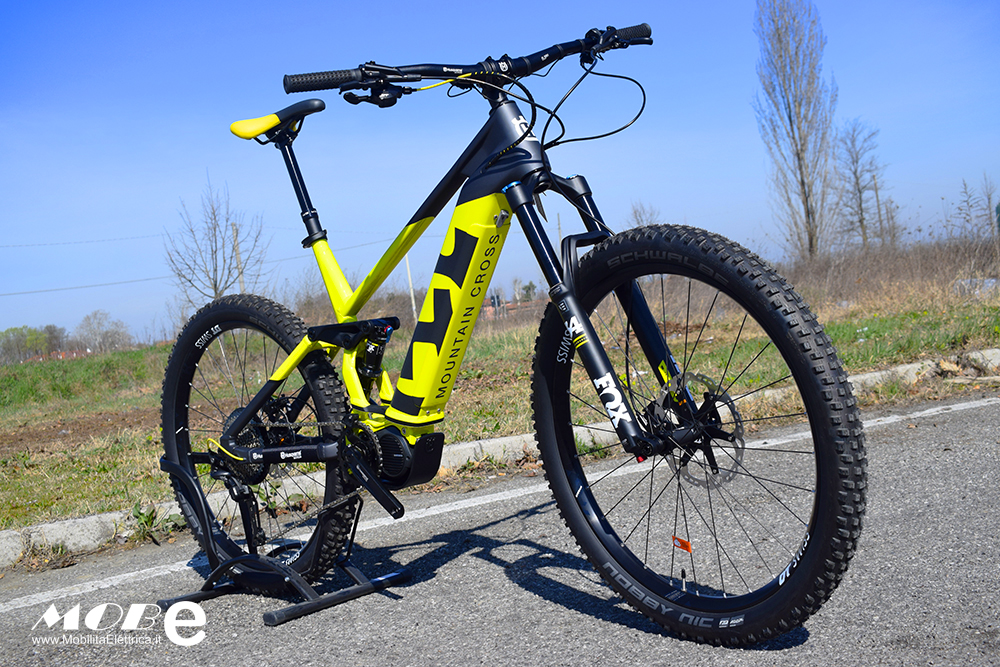 Husqvarna Mountain Cross MC7 2 2019 ebike bici elettrica mobe