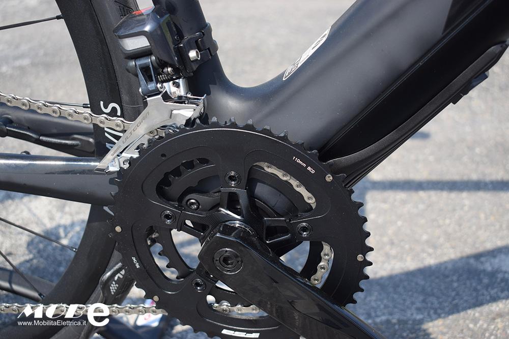 KTM Macina Mezzo 22 tech1 fazua ebike 2019 bici elettrica corsa mobe