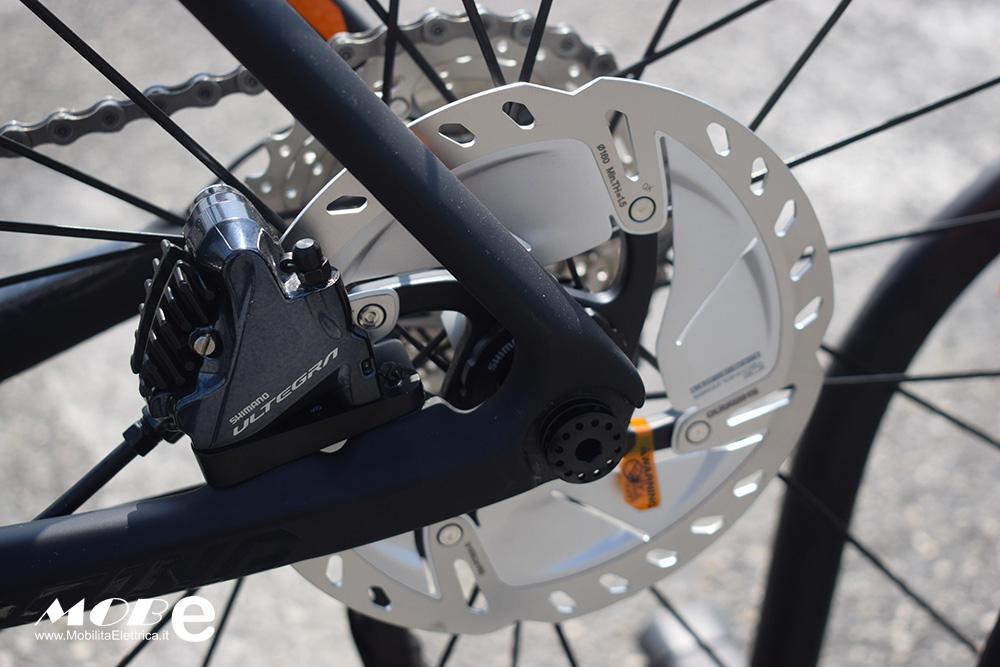 KTM Macina Mezzo 22 tech10 fazua ebike 2019 bici elettrica corsa mobe