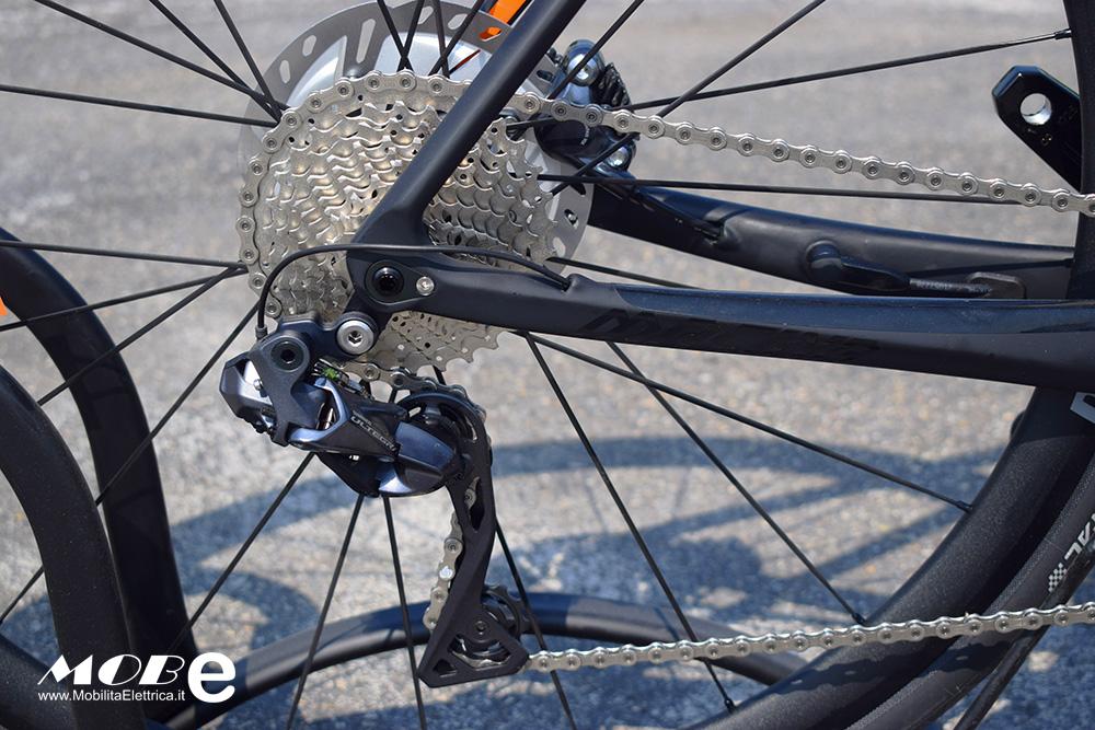 KTM Macina Mezzo 22 tech3 fazua ebike 2019 bici elettrica corsa mobe