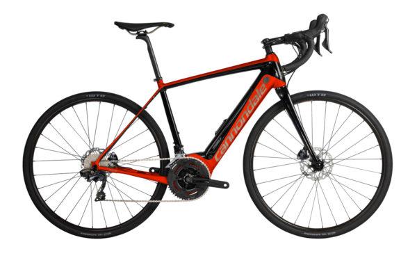 cannondale synapse neo 2 bosch ebike rosso 2019 bici elettrica bologna mobe