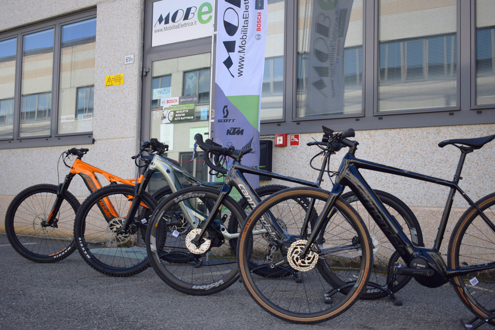 cannondale test bike gratuito ebike mobe bici elettriche