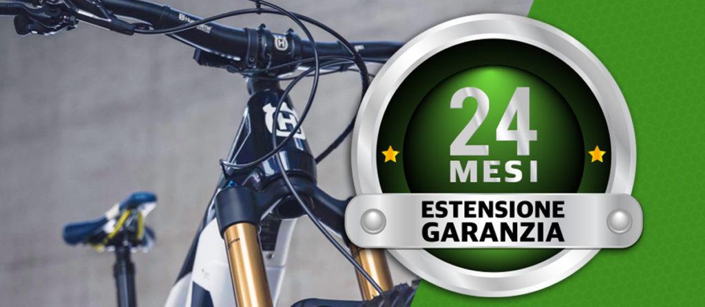 estensione garanzia 24 mesi mobe ebike cover