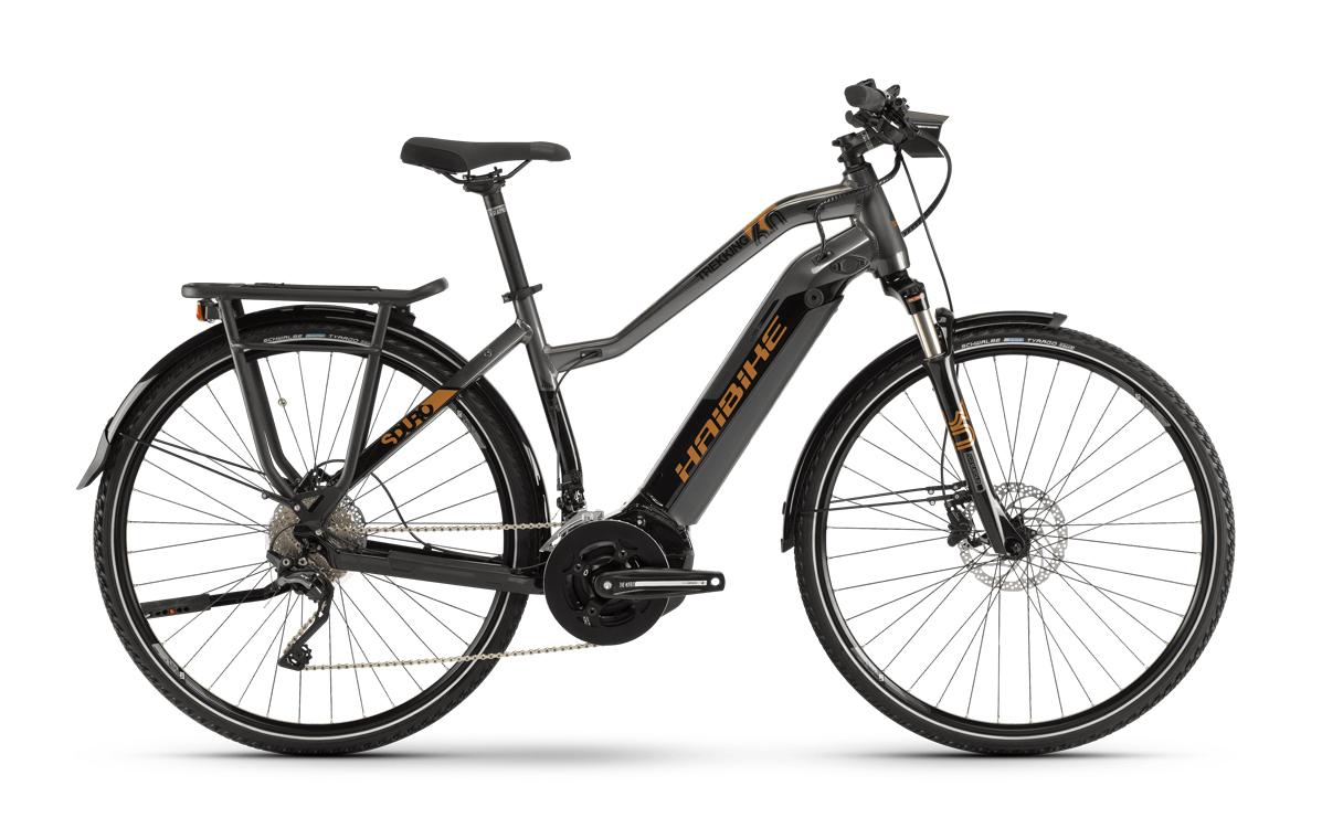haibike sduro trekking 6 low step ebike 2019 bici elettrica mobe