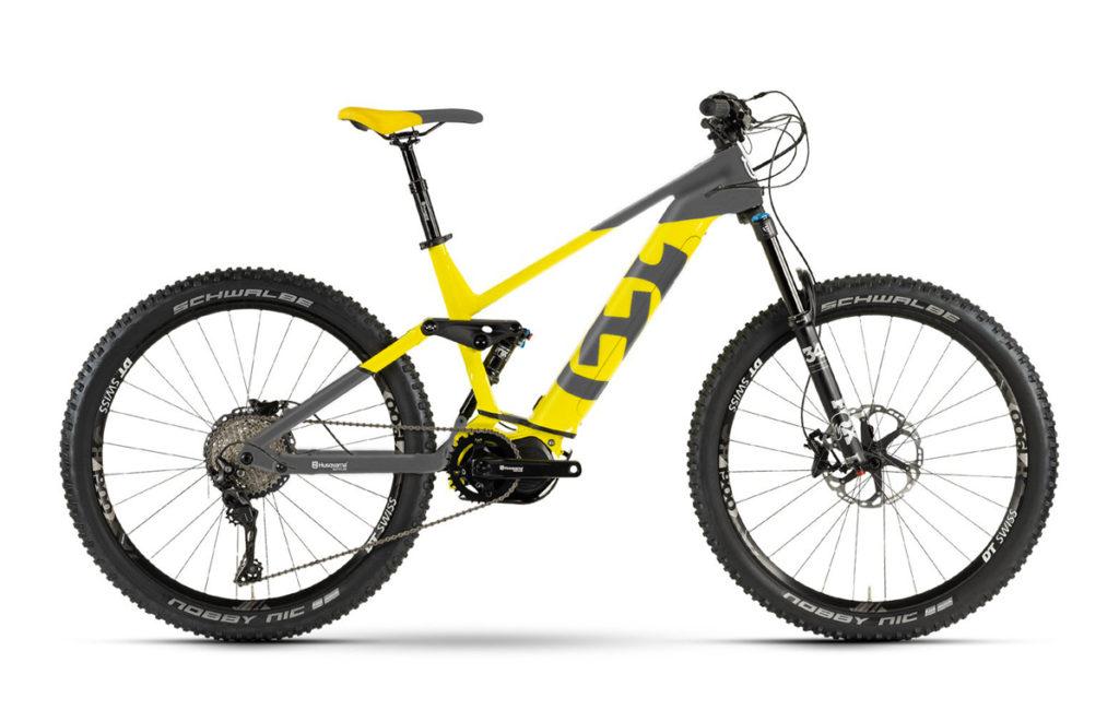 husqvarna mountain cross mc 7 shimano batteria 630wh ebike 2019 bici elettrica mobe