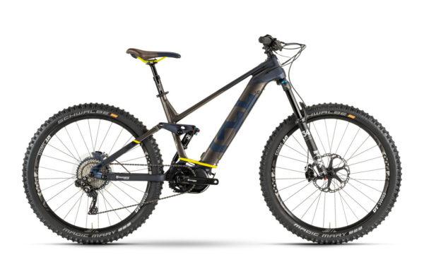 husqvarna mountain cross mc 8 shimano batteria 630wh ebike 2019 bici elettrica mobe