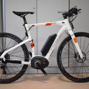 14 Haibike XDuro Race 6 bici elettriche corsa bologna ebike usata occasione mobilita elettrica