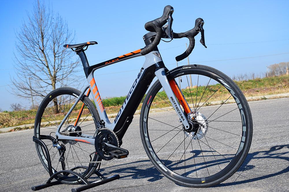 Bottecchia BE90 Pulsar bici elettrica da corsa