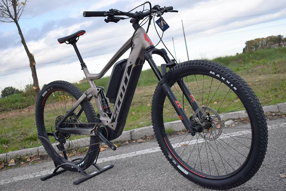 doppia batteria nuovo bosch gen 4 ebike scott bici elettrica4