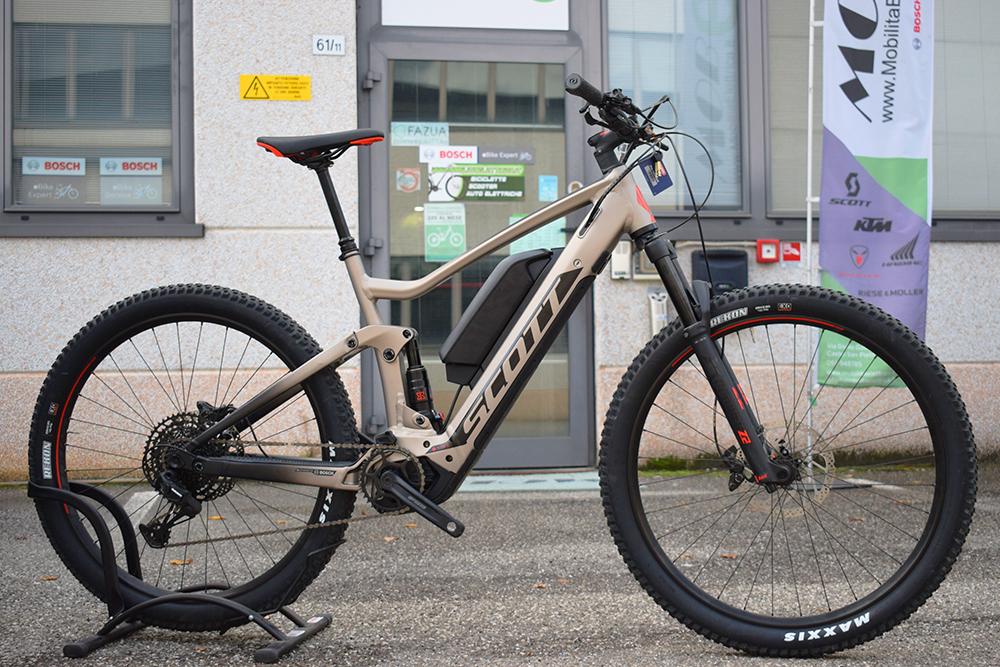 doppia batteria nuovo bosch gen 4 ebike scott bici elettrica1