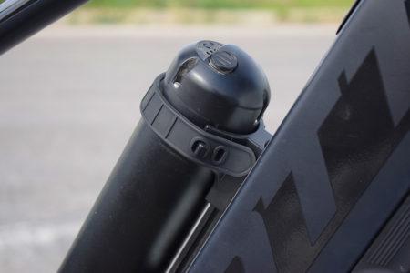 Doppia batteria shimano ebike bici elettrica mobe 5