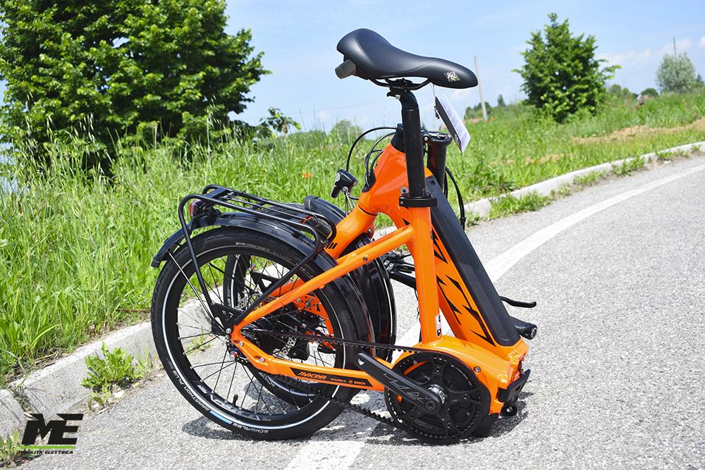KTM Macina Fold 20 2 ebike pieghevole bosch 2019 bici elettrica mobe