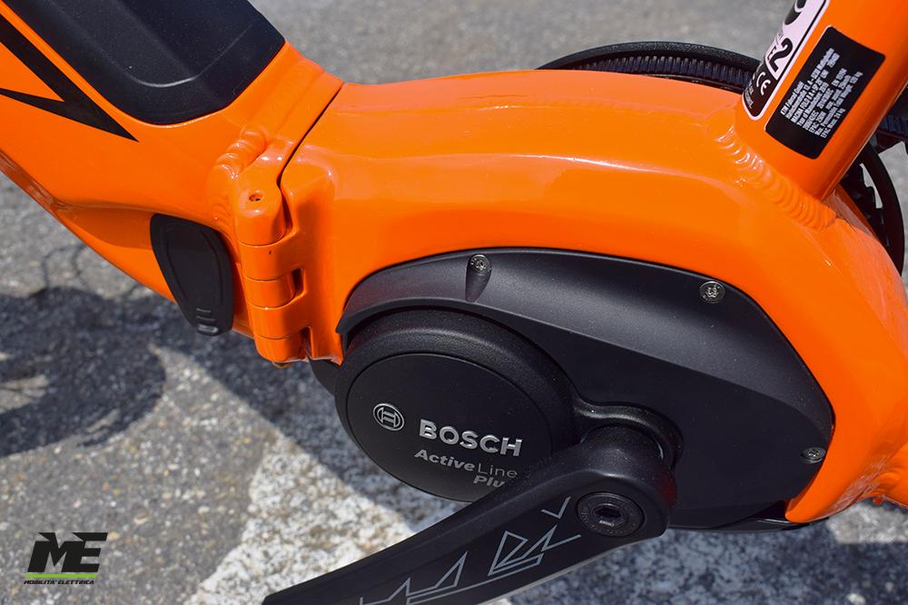 KTM Macina Fold 20 tech11 ebike pieghevole bosch 2019 bici elettrica mobe