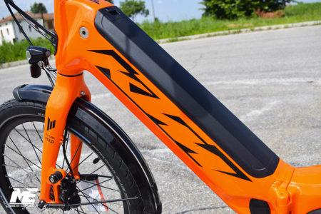 KTM Macina Fold 20 tech12 ebike pieghevole bosch 2019 bici elettrica mobe