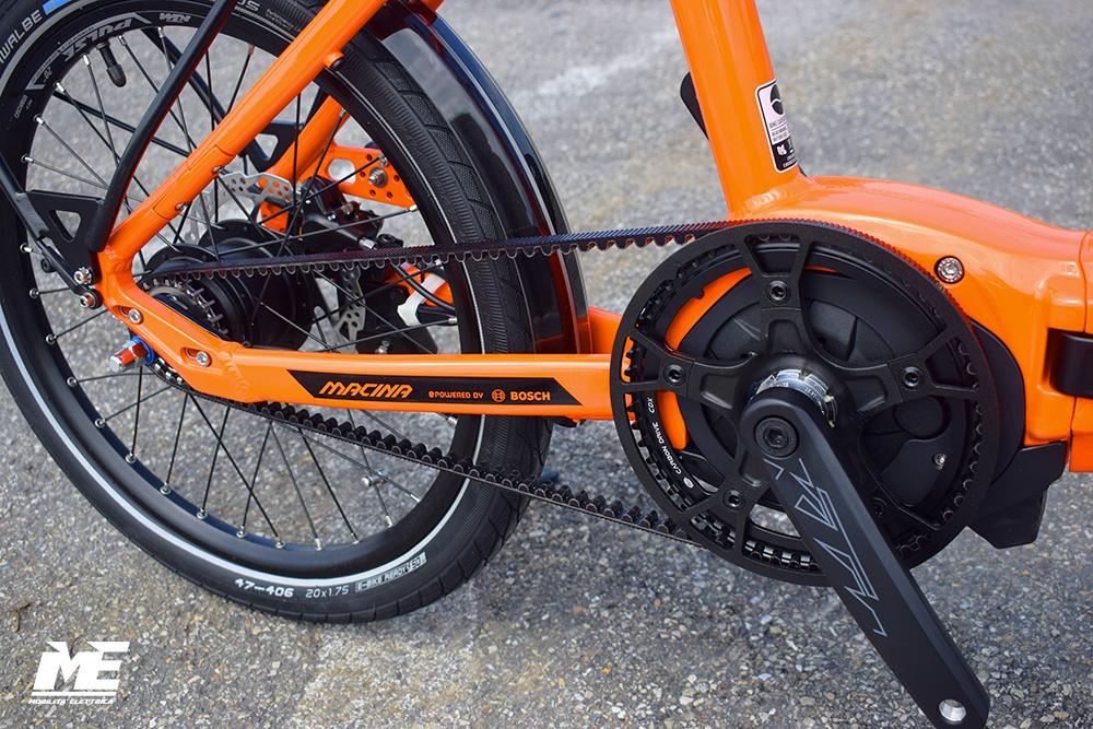 KTM Macina Fold 20 tech2 ebike pieghevole bosch 2019 bici elettrica mobe
