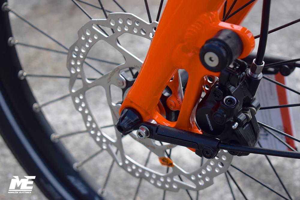KTM Macina Fold 20 tech6 ebike pieghevole bosch 2019 bici elettrica mobe