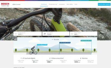 aggiornamento Bosch eBike kiox smartphone App Online Portale top