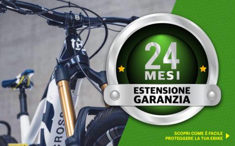 Estensione garanzia bici elettriche mobe ebike home sito