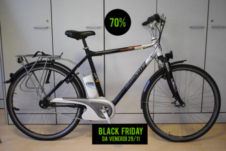 Kalkhoff Pedelec Agattu usato ebike mobe bici elettrica bologna black friday sconto 70