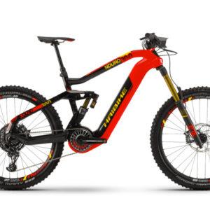 haibike xduro nduro 10 flyon ebike 2019 bici elettrica mobe