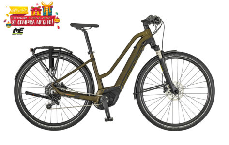 scott silence eride 20 lady ebike 2019 bici elettrica mobe sconto natale