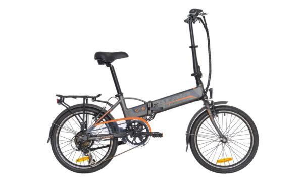 atala e-folding bafang ebike pieghevole 2019 bici elettrica mobe