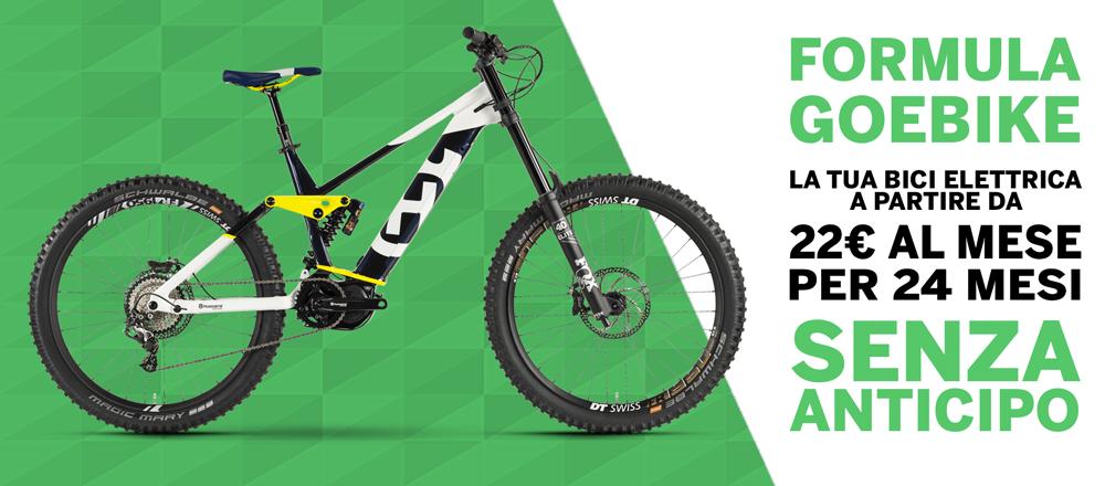formula goebike noleggio lungo termine finanziamento senza anticipo ebike mobe bici elettriche cover 22 euro mese