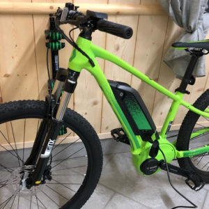 scott roxter eride 26 mobe ebike usata conto vendita bici elettrica