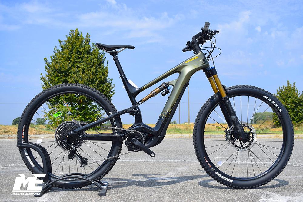 Cannondale Moterra Neo 1 1 ebike nuovo bosch 2020 bici elettrica mobe