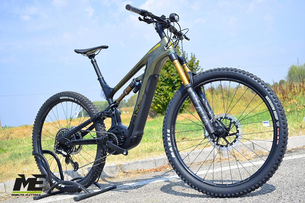 Cannondale Moterra Neo 1 2 ebike nuovo bosch 2020 bici elettrica mobe