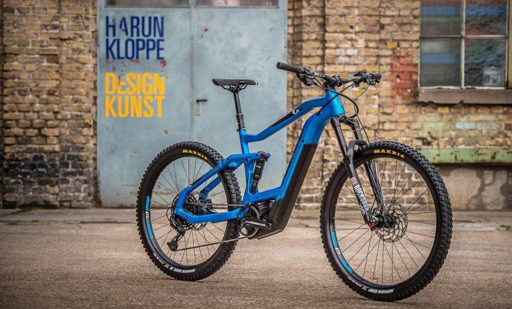 Habike 2020 ebike mobe bici elettrica nuovo motore bosch 18