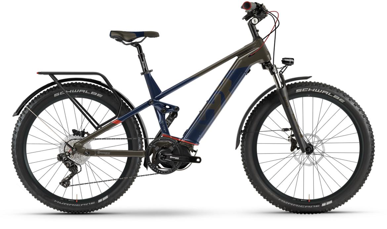 Husqvarna Cross tourer bici elettrica 2020