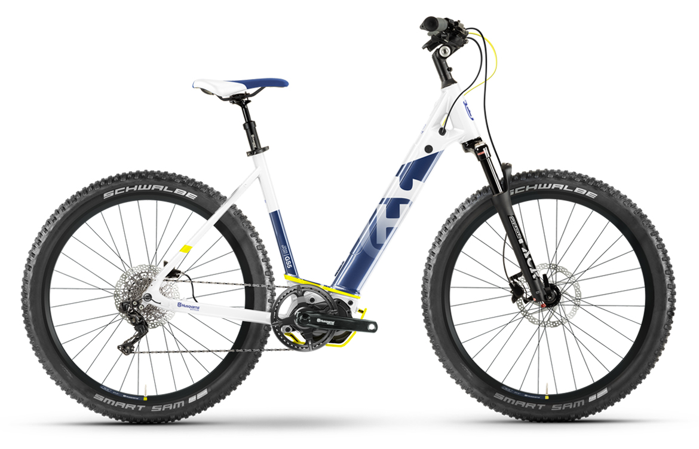 Husqvarna Gran Sport bici elettrica 2020