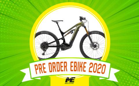 Pre order bici elettriche ebike 2020 mobilita elettrica