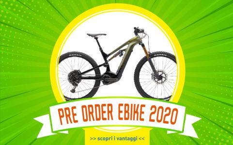 Pre order bici elettriche ebike 2020 mobilita elettrica sito