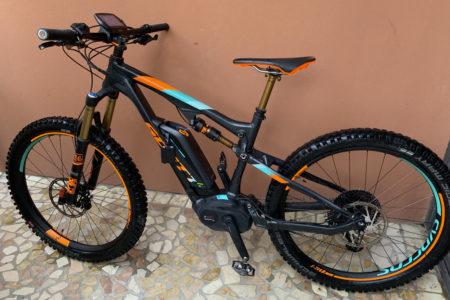 Scott E-Genius 700 conto vendita ebike usata bici elettrica mobe
