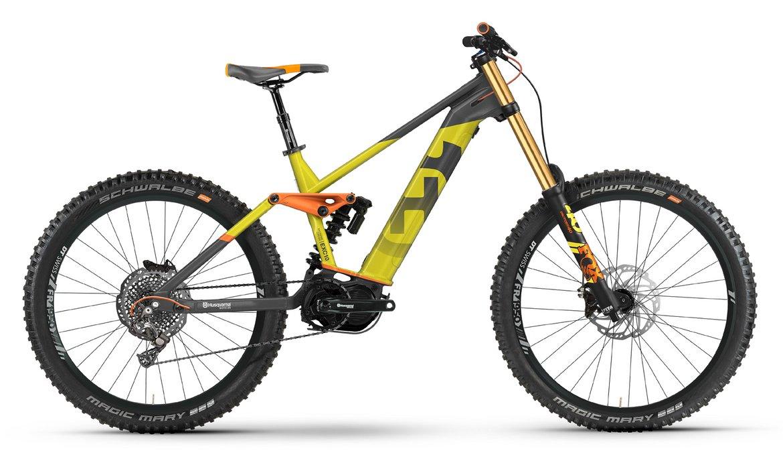 husqvarna extreme cross bici elettrica 2020