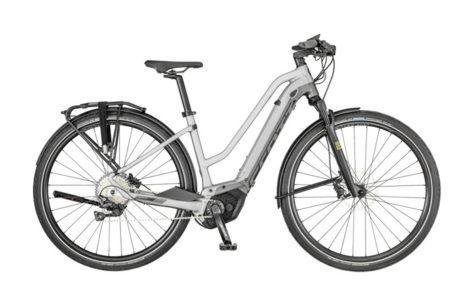 scott silence eride 10 lady bosch ebike 2020 bici elettrica mobe
