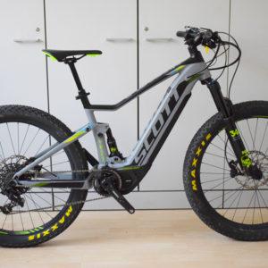 Scott E-Spark 720 2018 ebike usata occasione bici elettrica mobe