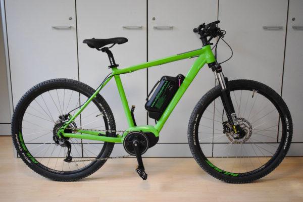 Bici elettrica occasione usato ebike mobilita elettrica