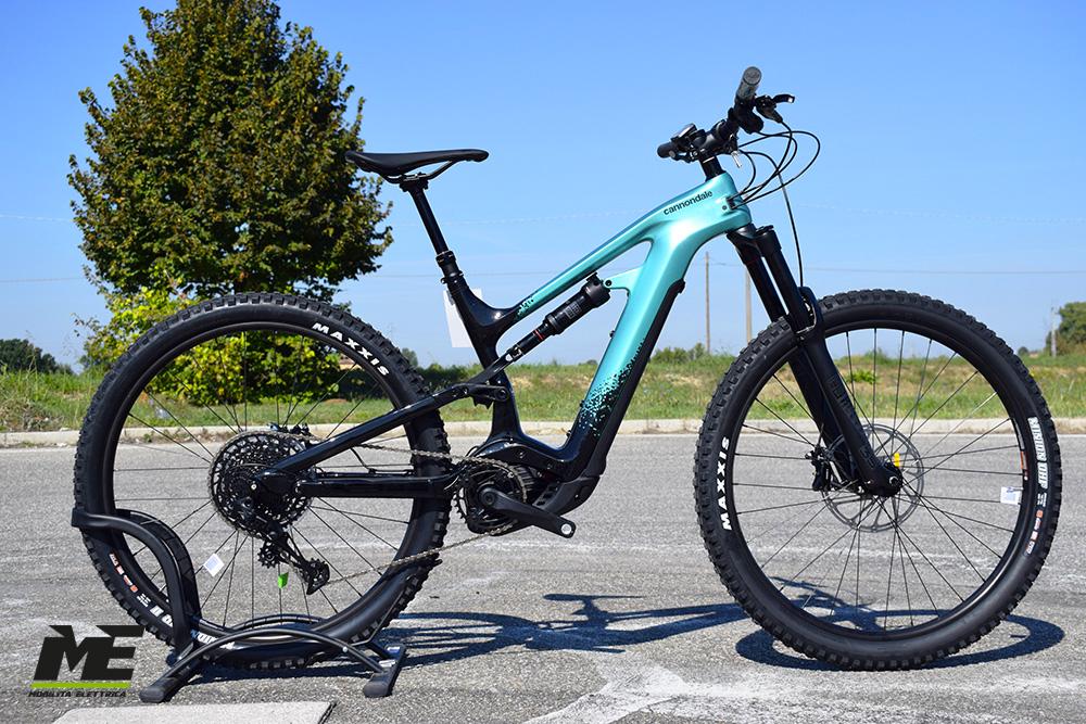 Cannondale Moterra Neo 3 1 ebike nuovo bosch 2020 bici elettrica mobe