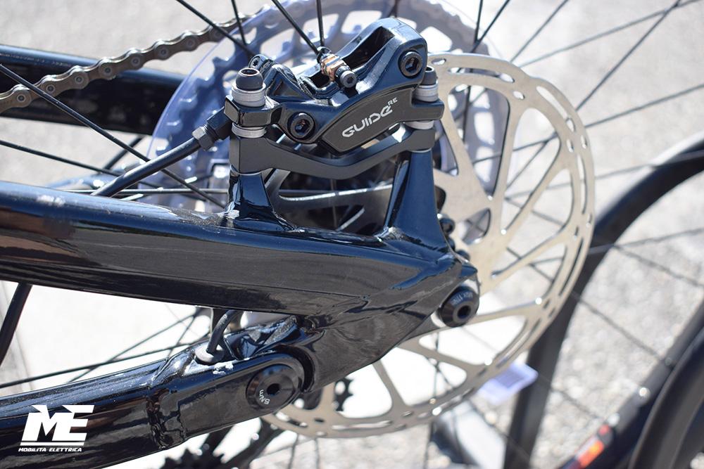 Cannondale Moterra Neo 3 tech8 ebike nuovo bosch 2020 bici elettrica mobe